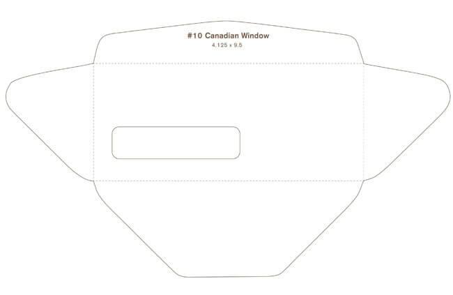 Commercial Envelope 05