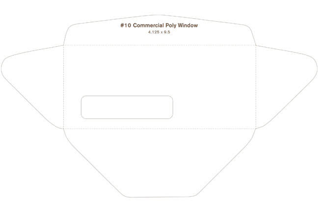 Commercial Envelope 09