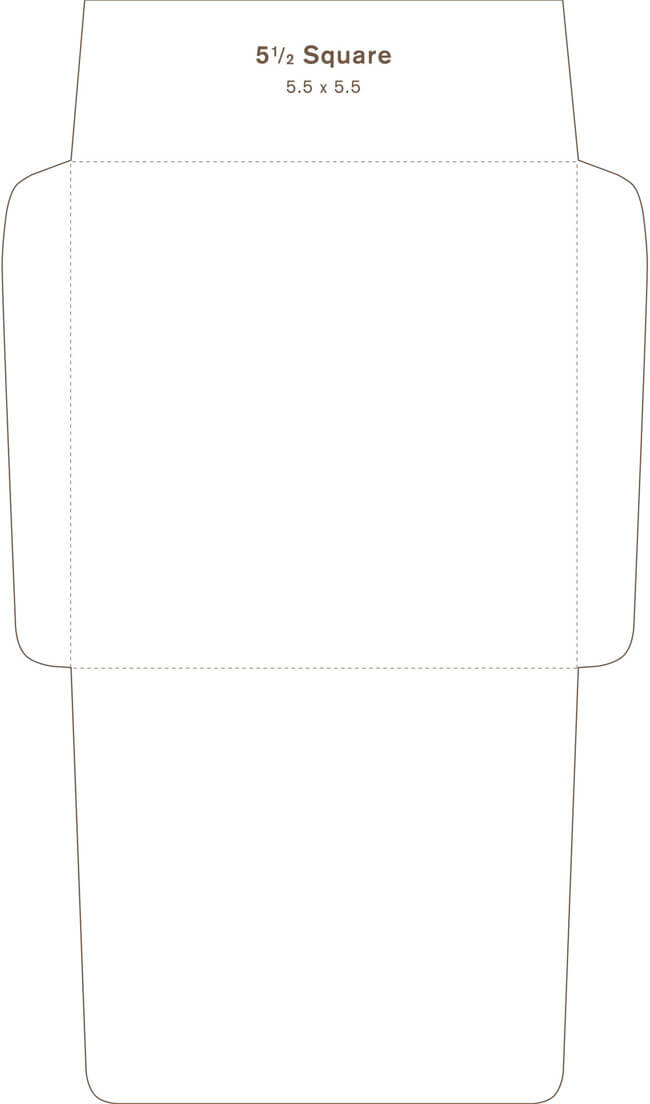 Square Envelope 01