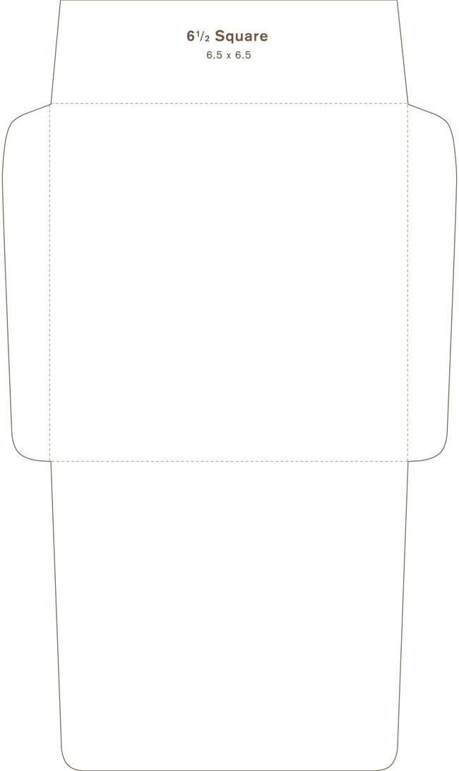 Square Envelope 03