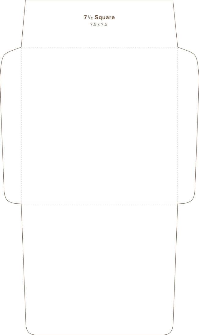 Square Envelope 05