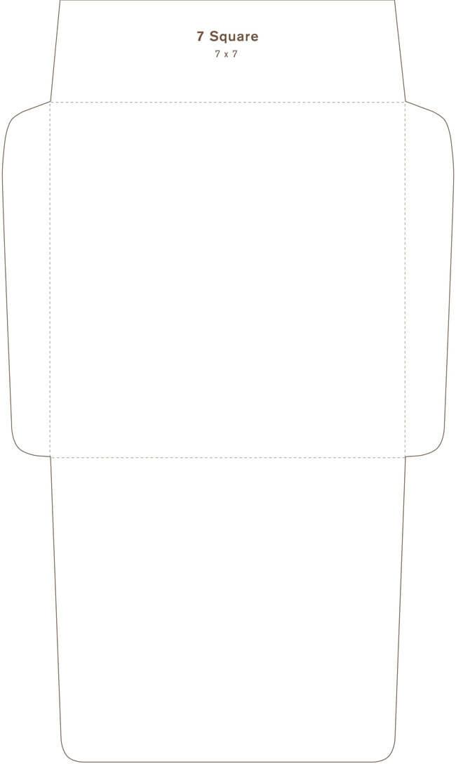 Square Envelope 06