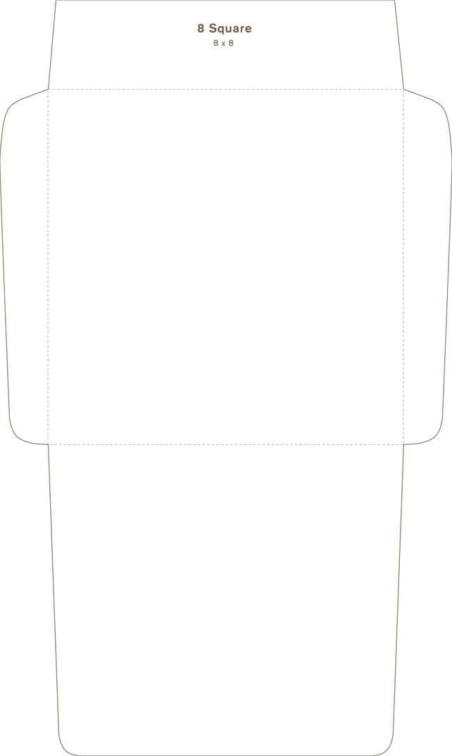 Square Envelope 08