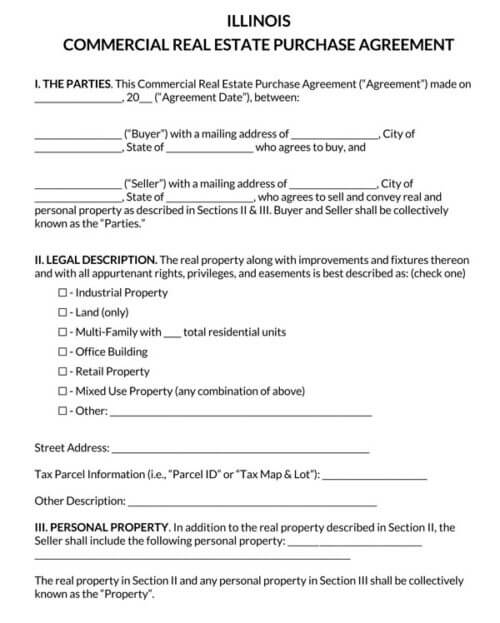 Illinois-Commercial-Real-Estate-Purchase-Agreement_