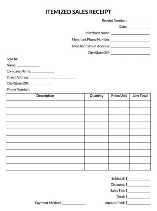 Itemized-Sales-Receipt-Template