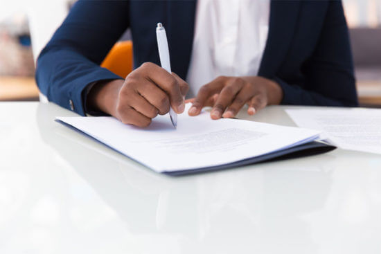 Self-Proving Affidavit Form Attach to a Will or Codicil