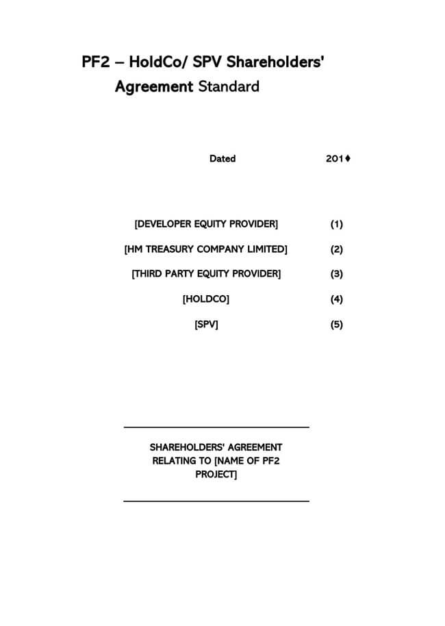 Stock Purchase Agreement Templates 06
