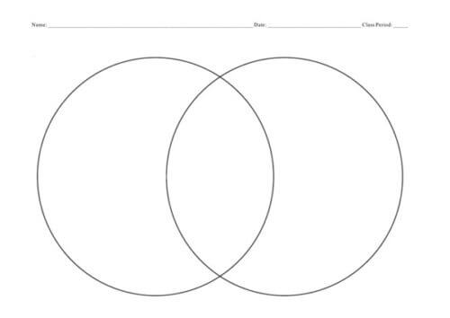 venn diagram template download