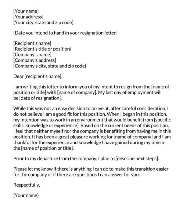 Not-a-good-fit-resignation-letter-template_