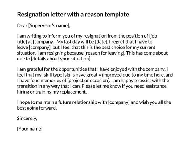 Resignation-letter-with-a-reason