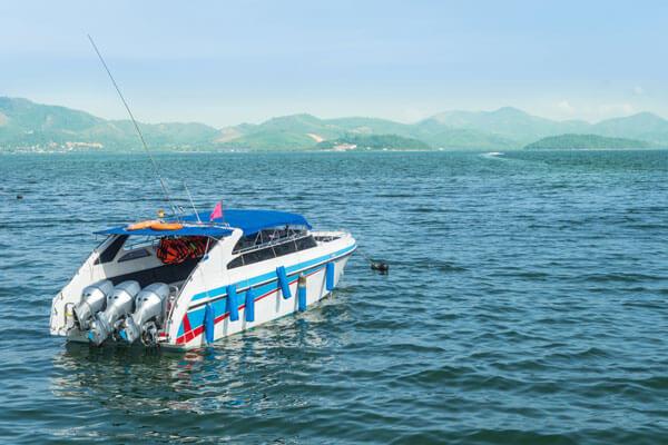 Bill of Sale for Boat/Vessel