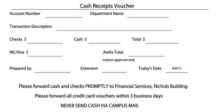 picture relating to Printable Cash Receipt named 21 Free of charge Income Receipt Templates for Term, Excel and PDF