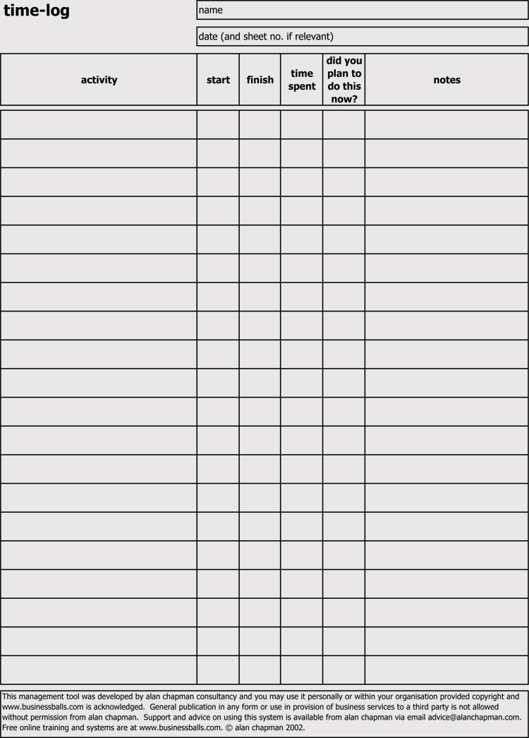 log sheets template - Black.dgfitness.co