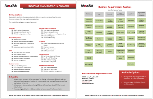 Requirements analysis template 22 samples for word excel and pdf business requirements analysis template flashek Gallery
