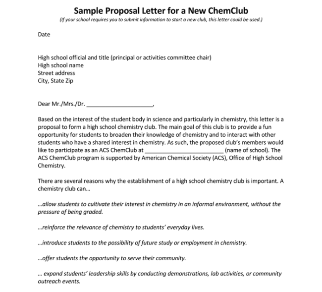 Club Membership Welcome Letter 1