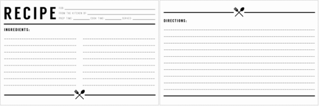 recipe book template word akba katadhin co