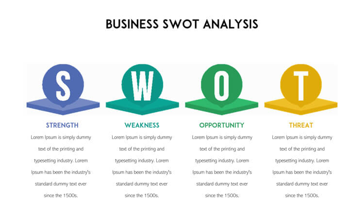 Swot Word Template from www.wordtemplatesonline.net