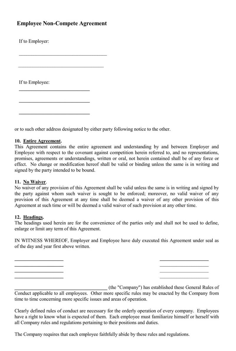 Employee-Non-Competen-PDF-Agreement-Template