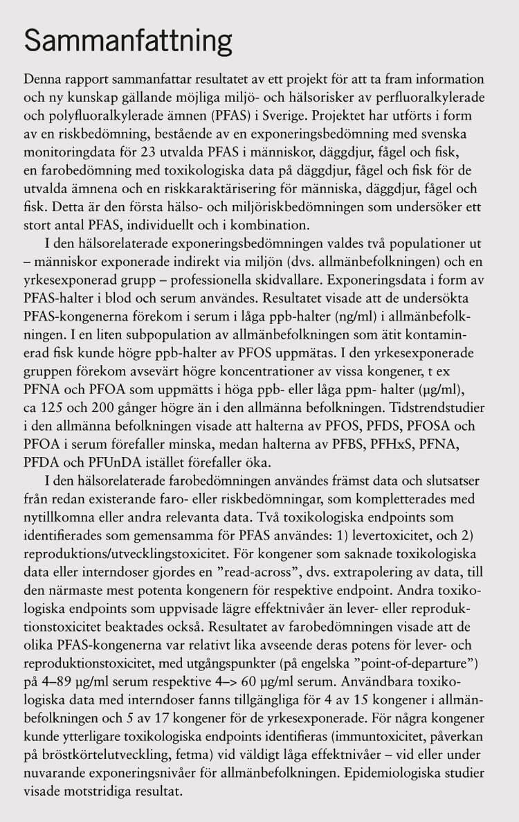 Enviornmental Health Risks Assessment
