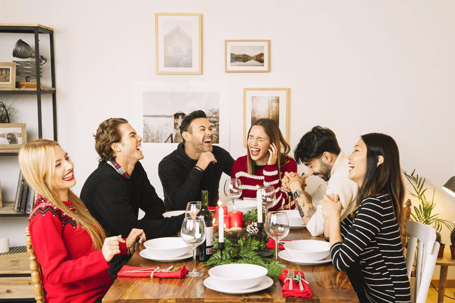Family High School Friends Reunion Agenda Templates