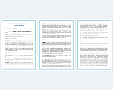 Franchise Agreement Template