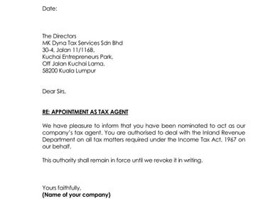 letter appointing an agent appointment letter template 8 best samples in pdf 9981