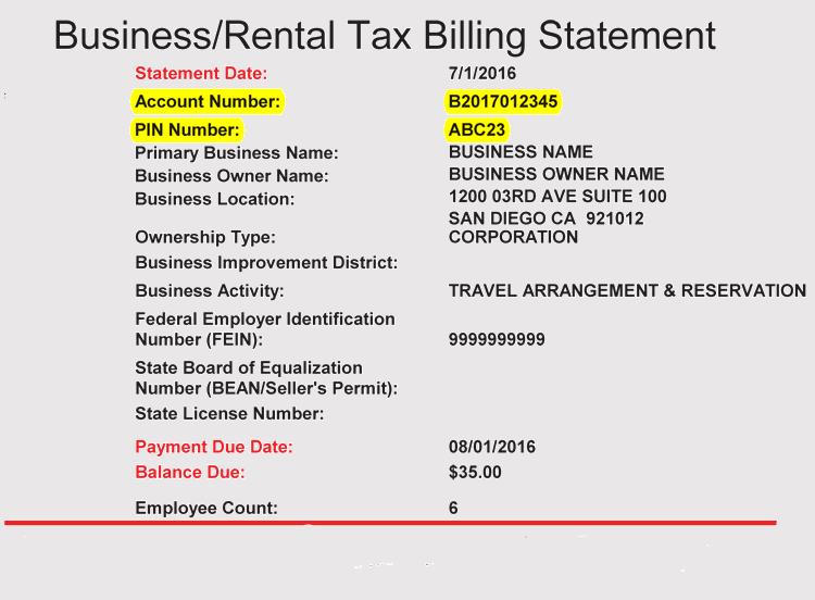Sample Billing Statement Templates Excel Word