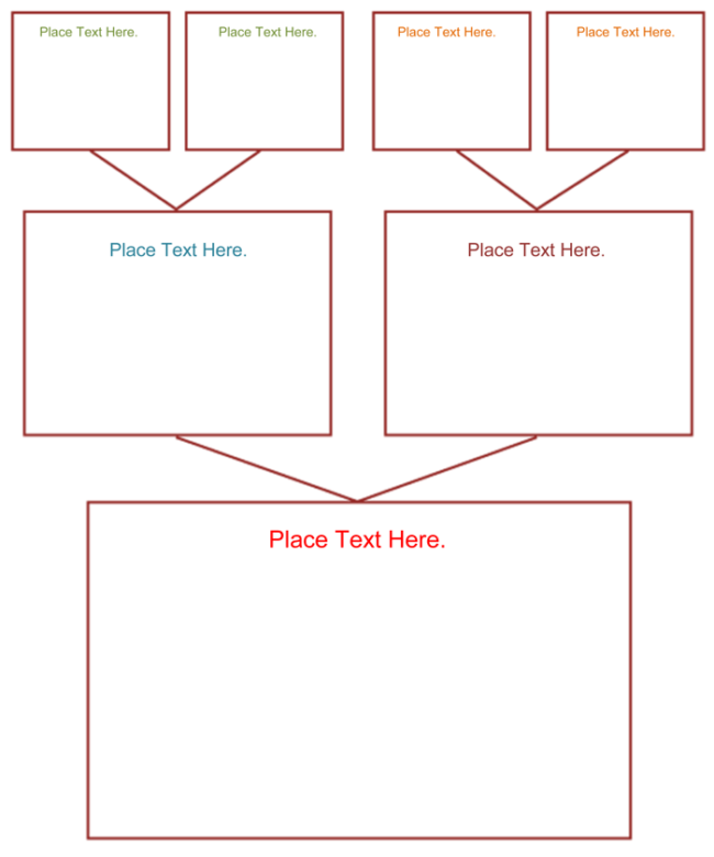 6 Printable Decision Tree Templates to Create Decision Trees – Decision Tree Template
