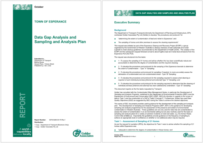 Data Gap Analysis Template 5 Templates For Excel Pdf Ppt