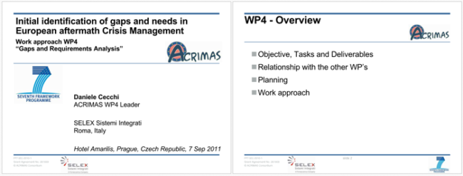 Gap Requirements Analysis Template