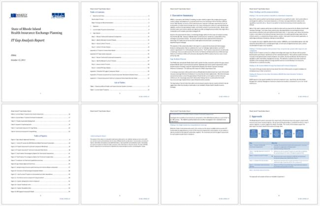 IT Gap Analysis for PDF