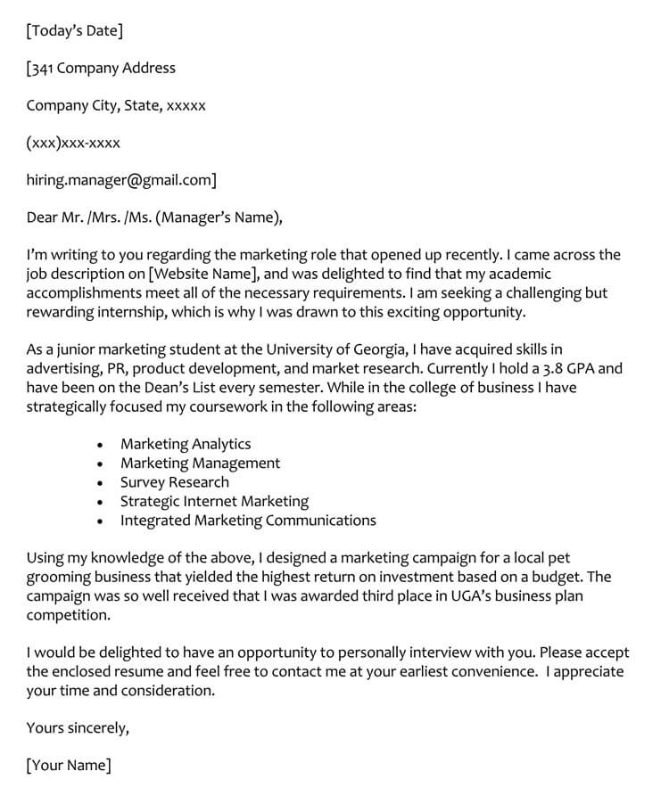 Cover Letter For College Professor from www.wordtemplatesonline.net