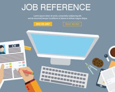 Sample of Job Reference Letter