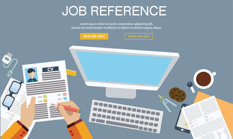 Sample of Job Reference Letter