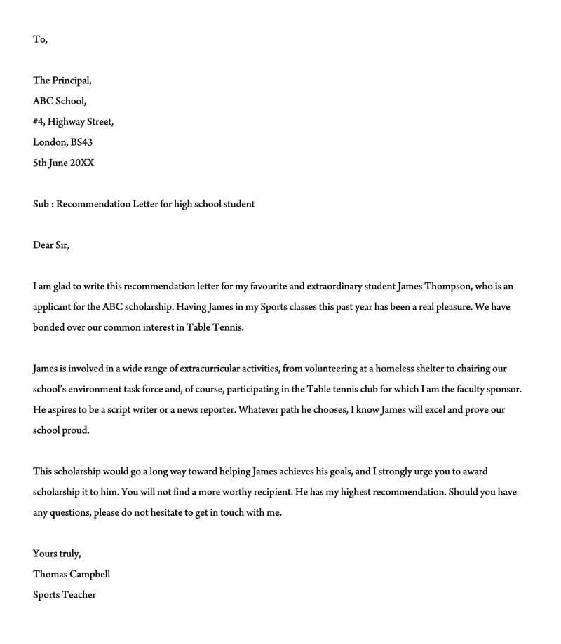 Letter Of Recommendation Online from www.wordtemplatesonline.net