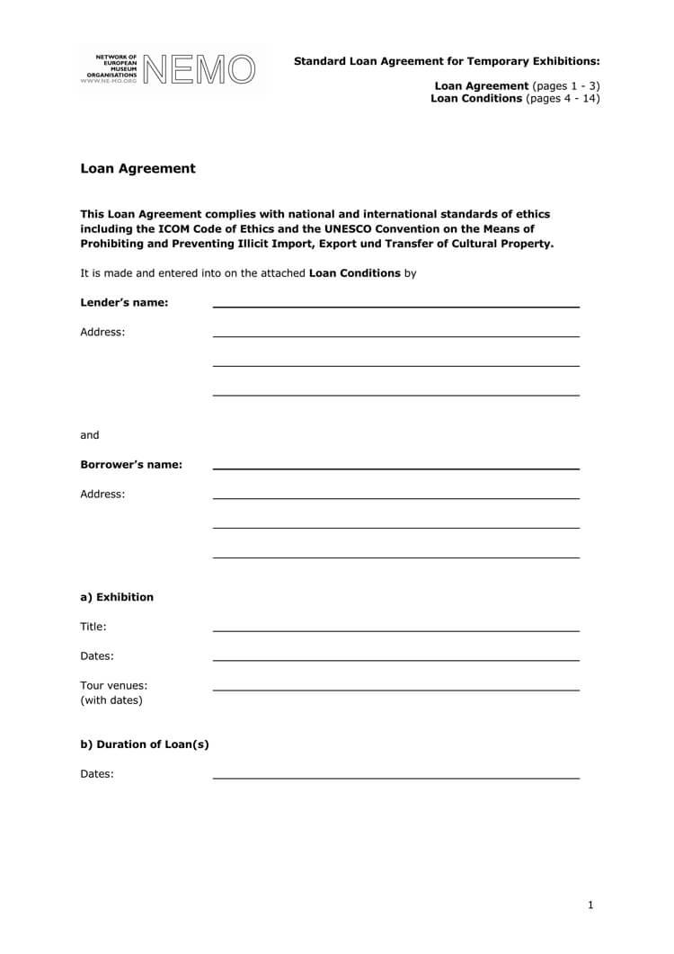Loan Agreement Form 05