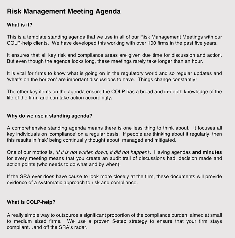 free download strategic management agendas