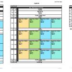 Meeting Planner Template