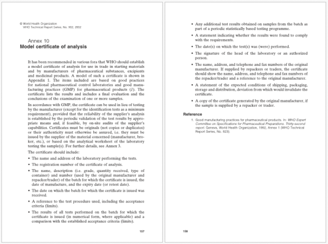 5  certificate of analysis templates  u0026 samples  word and pdf
