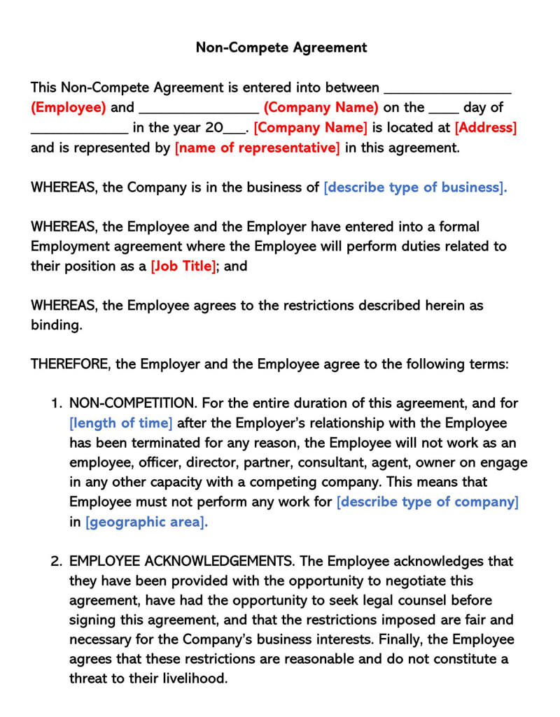 Non-Disclosure-Agreement-Template-for-Employee