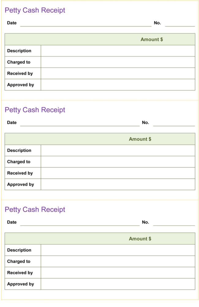 cash receipt template 5 printable cash receipt formats