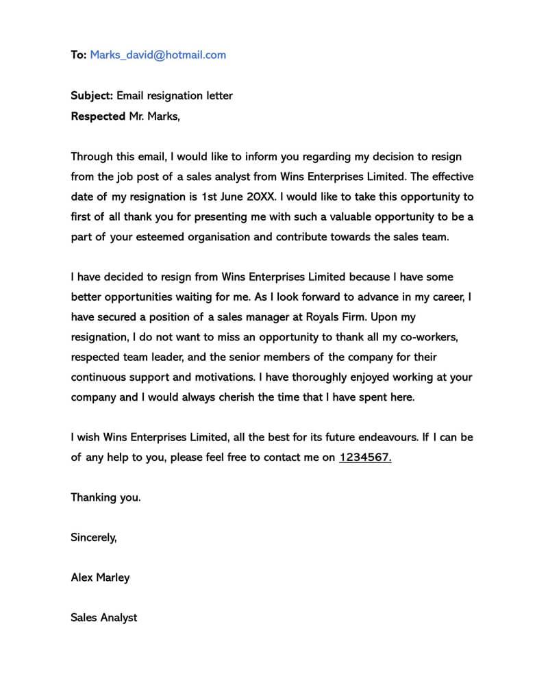 Polite Email Rejection Letter