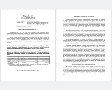 private placement memorandum templates write your own ppm