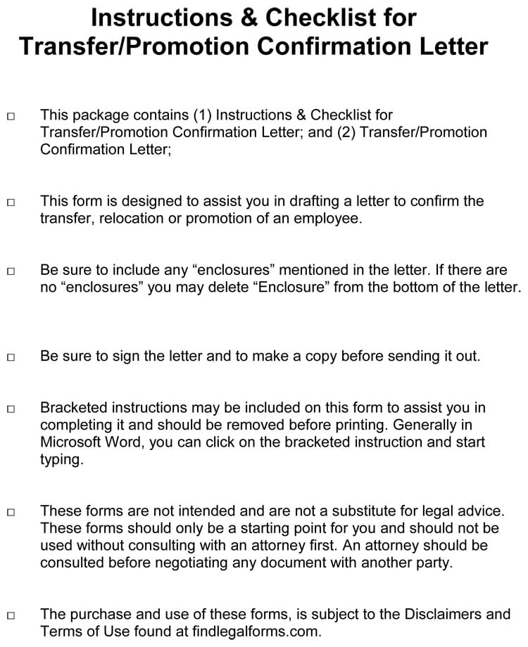Promotion Recommendation Letter (20+ Sample Letters and
