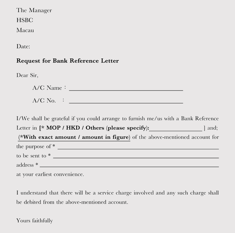 free download recommendation letter