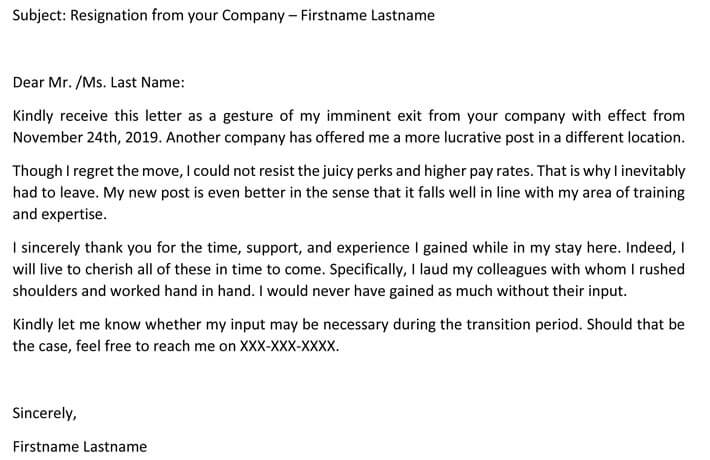 Leave Of Absence Letter Sample For Employer from www.wordtemplatesonline.net