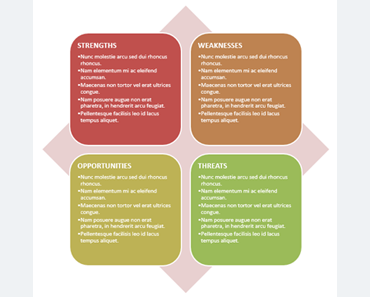 Swot analysis templates and examples for word excel ppt and pdf ccuart Gallery