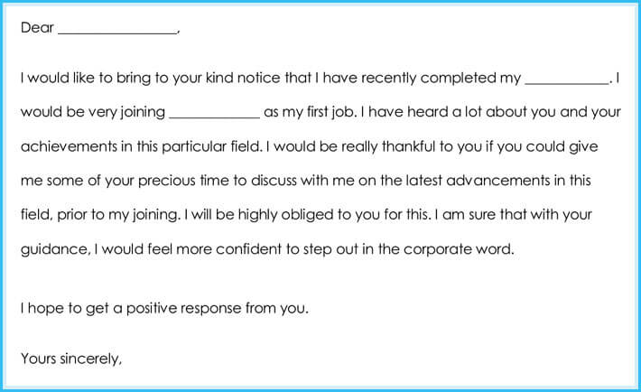 Meeting Appointment Request Letter (25+ Samples & Templates)
