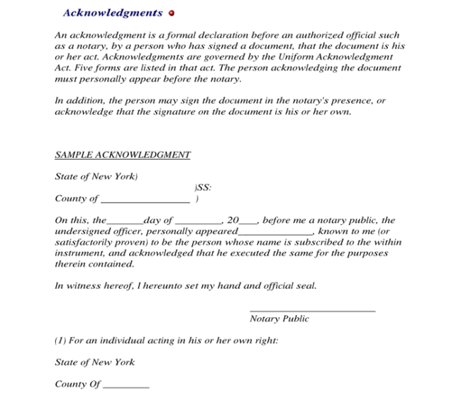 25 Notarized Letter Templates Sample Letters in Word PDF Format – Sample Notary Statements