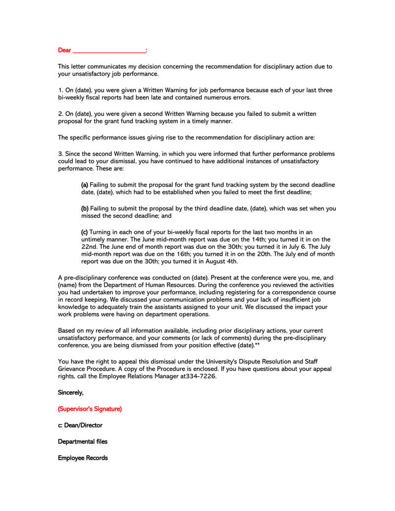 Former Employee Recommendation Letter Sample from www.wordtemplatesonline.net